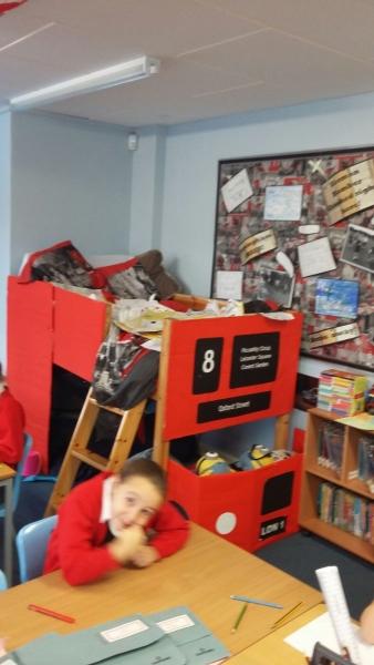 Erasmus England Nov 16 (2) Rest area in Infant room