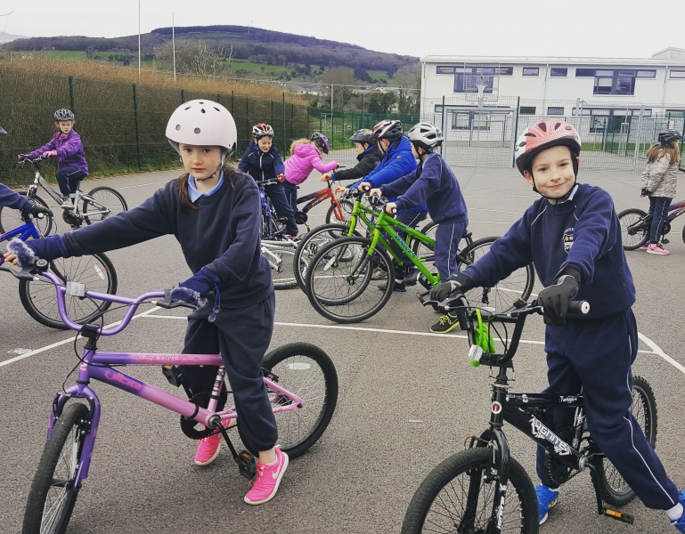 Cycling 3rd Class March 2017 (1)