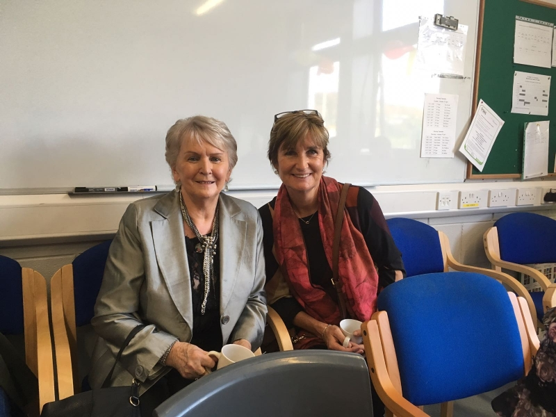 Therese Retirement Oct 2017 (2)